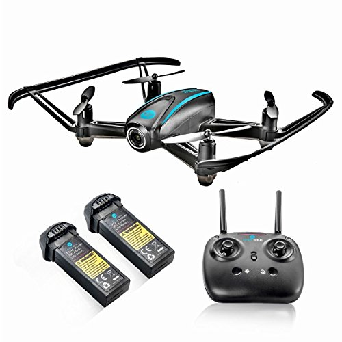 Altair AA108 Camera Drone RC Quadcopter W 720p HD FPV VR Headless Mode Altitude Hold 3 Skill Modes Great For Kids Beginners Easy Fly Indoor